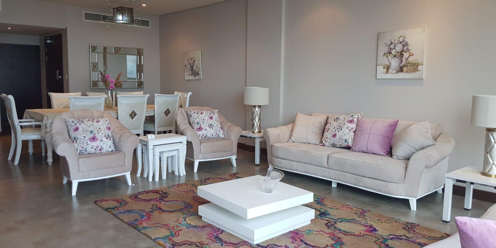 Beautiful 3 Bedroom Apartment in Amwaj!