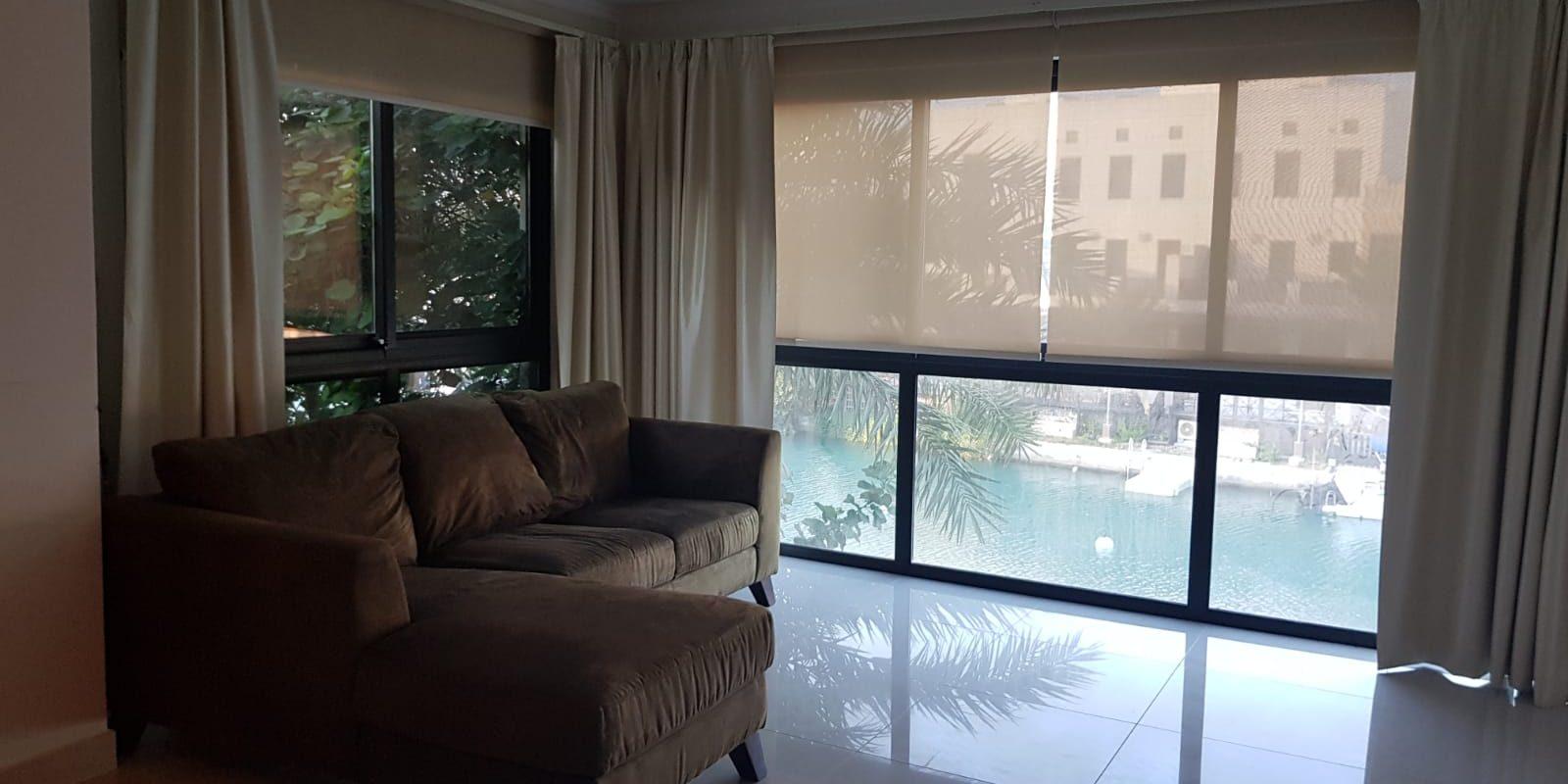 Impressive 2 Bedroom Villa w/ a garden in Amwaj!