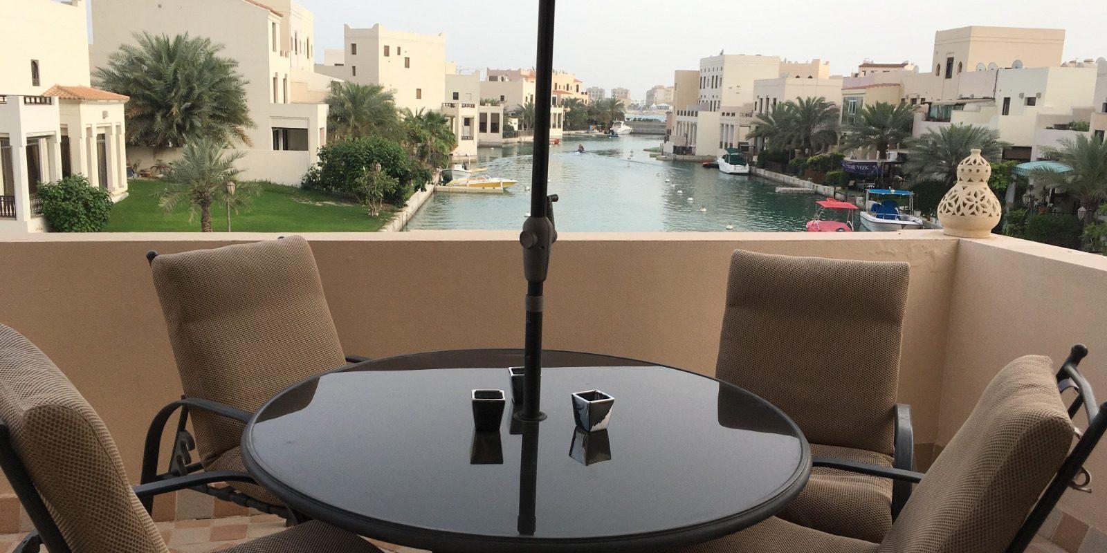 Impressive Duplex 1 Bedroom Apartment in Floating City Amwaj!