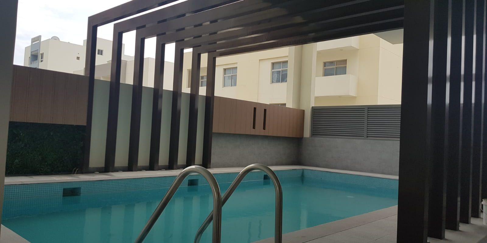 Beautiful & Affordable Studio Type Apartment in Busaiteen!