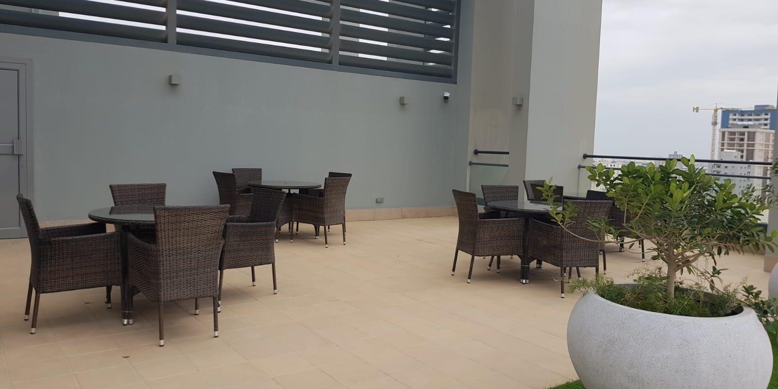 Brand New & Stylish 1 BR Apartment in Juffair!