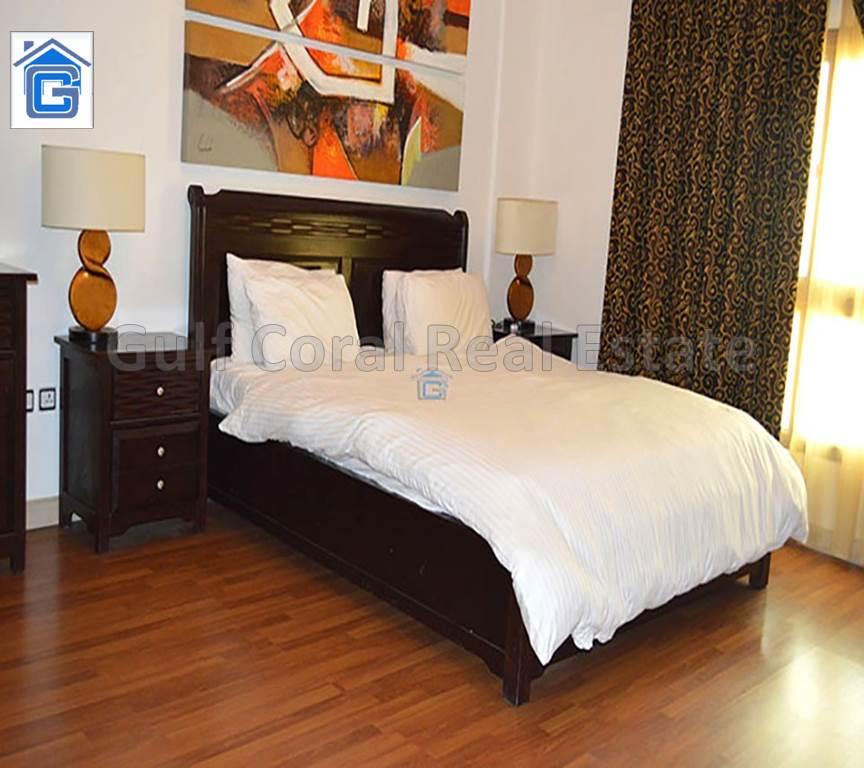 Beautiful, Fully Furnished 2 Bedroom Apartment in Adliya