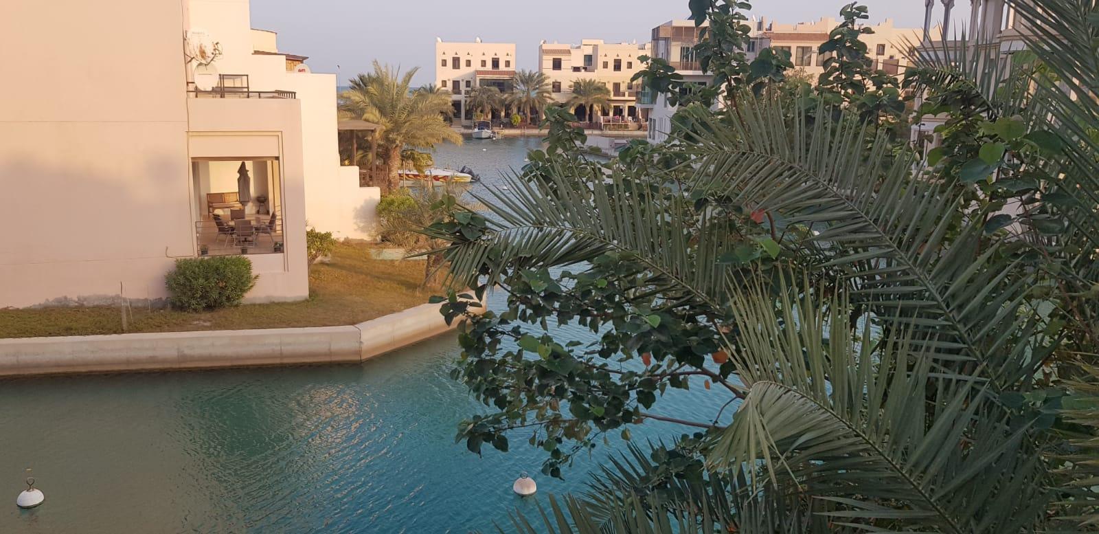 Refreshing & Amazing 2 BR Villa in Floating Amwaj!