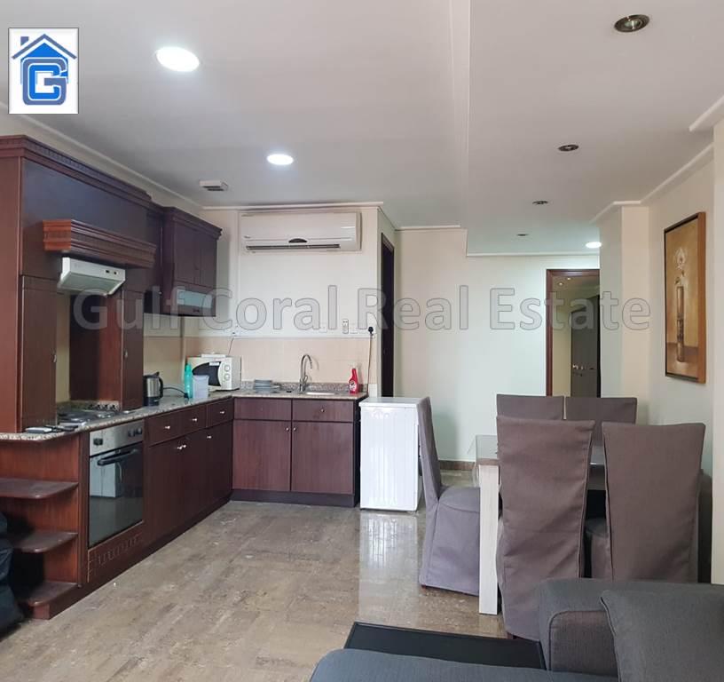 Beautiful 1 Bedroom Fully Furnished Flat in Juffair!