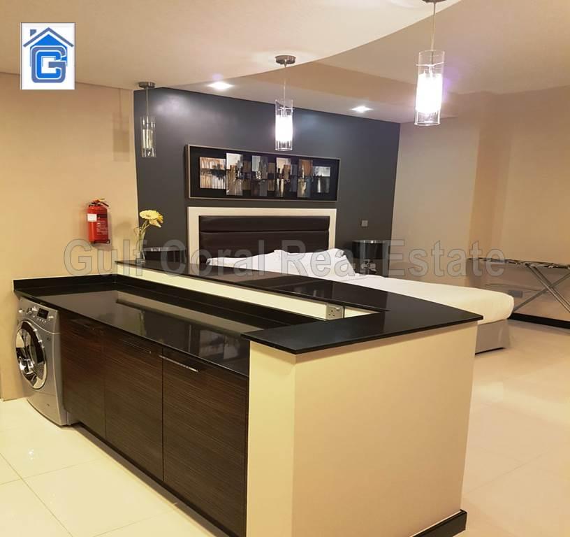 Luxurious & Stylish Fully Furnished Studio Apartment in Juffair!