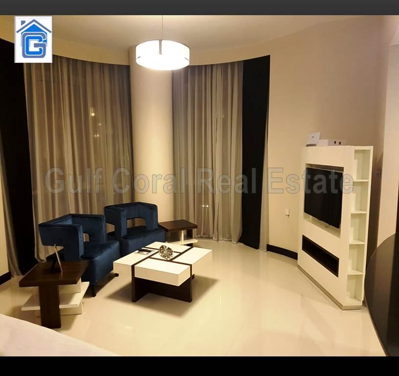Furnished Studio Apartments: Luxurious & Stylish Fully Furnished Studio Apartment In