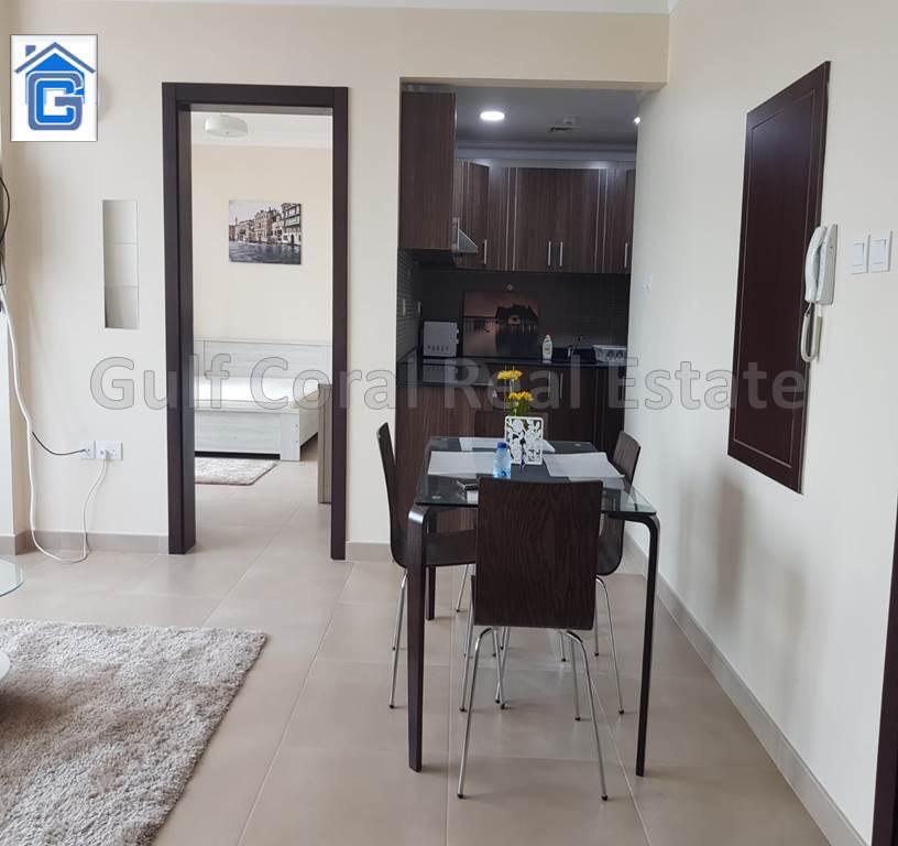 Beautiful 1 Bedroom High Rise Apartment Juffair!